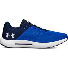 5ff233d5096 Under Armour Men s Micro G Pursuit Running Shoes (Blue