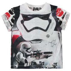 Lasten Star Wars Stormtrooper t-paita