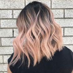 Peachy blush by Janet Nguyen