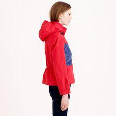 Nylon performance jacket