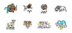 Aries tattoo design ideas from Tattoo-Art.com