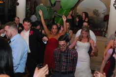 Dancing the night away with your closest loved ones, toasts in your honor, and staring into your partner's eyes as you share your first dance as a newlywed couple, your wedding reception is sure to be a memory to cherish for years to come!  We would love to provide music for your big day: http://www.naplesdj.com/  #naplesdj #wedding #weddingdj #floridadj