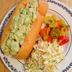 レシピとお料理がひらめくSnapDish - 7件のもぐもぐ - Avocado Shrimp Roll by http://melissasmenu.wordpress.com/