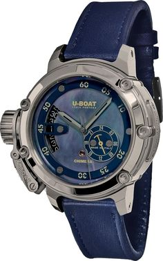 U-Boat Watch Chimera 40 A MOP #add-content #bezel-fixed #bracelet-strap-leather #brand-u-boat #case-material-steel #case-width-40mm #date-yes #delivery-timescale-call-us #dial-colour-blue #discount-code-allow #gender-mens #limited-edition-yes #luxury #movement-automatic #new-product-yes #official-stockist-for-u-boat-watches #packaging-u-boat-watch-packaging #style-dress #subcat-chimera #supplier-model-no-8087 #warranty-u-boat-official-2-year-guarantee #water-resistant-100m