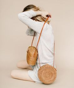 Bembien Straw Bags