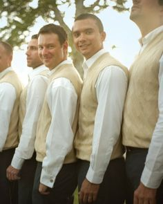 "See the ""Groomsmen"" in our A White Casual Destination Wedding in Jamaica gallery"