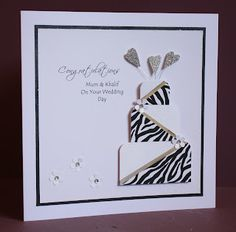 wedding card by Paper Pixie Handmade Cards
