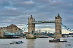 London Tower Bridge, Oktober 2018 Tower Bridge London, Scenery, Nature