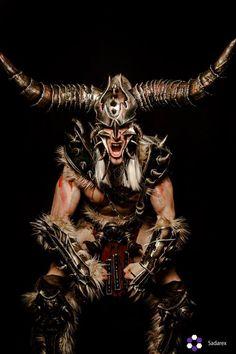 Costume by Lightning Cosplay- Diablo 3 cosplay