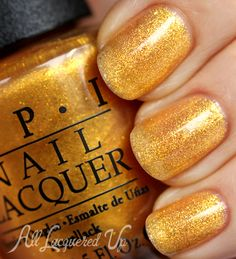 OPI Euro Centrale Spring 2013 Nail Polish Collection Swatches and Review – Part 2
