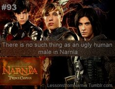 Lessons from Narnia