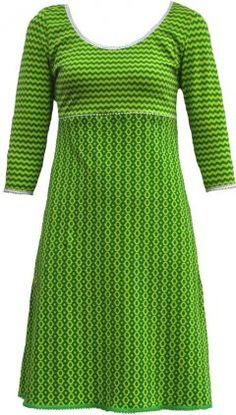 Details by Mixed - My green delight regular - dress