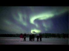 Santatelevision tourism video: Northern lights - Aurora Borealis - time-lapse travel video - Lapland - Finland - places Rovaniemi & Muonio - Discover the ama. Aurora Borealis, Northern Lights Video, Finnish Language, Native Country, Photos Voyages, Earth From Space, Travel Videos, Where To Go, Great Pictures