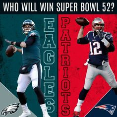 Who you rooting for?