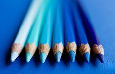 Shades of blue blue aesthetic Azul Indigo, Bleu Indigo, Light Blue Aesthetic, Aesthetic Colors, Image Bleu, Color Explosion, Everything Is Blue, Himmelblau, Love Blue