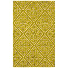 Surya Alameda Clara Green Hand Woven Rug @Zinc_Door