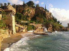Mermerli Plajı, Antalya