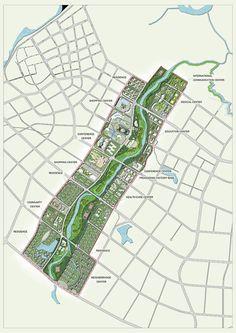 51 Super Ideas For Landscape Masterplan Waterfront Master Plan Urban Design Concept, Urban Design Plan, Plan Design, Landscape Plans, Urban Landscape, Landscape Design, Villa Architecture, Drawing Architecture, Architecture Diagrams