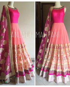 New bollywood Anarkali Suit www.voguefashion.co