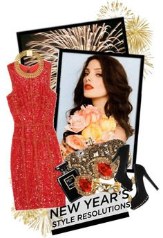 """""""new years"""" by sandriannaa ❤ liked on Polyvore"""