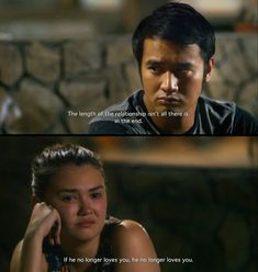 Love and pain go hand in hand and in the name of the love month, we bestow upon the pvblic 18 heartbreaking lines from movies that are guaranteed to hurt you over and over again. 17 Again, Love Month, Movie Love Quotes, Hugot Lines, One More Chance, 500 Days Of Summer, Walk To Remember, A Cinderella Story, Zodiac Signs Gemini