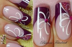 bianca friedrich nails | Pin by Toulouse Dunbar on Bianca Friedrich nails | Pinterest