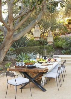 A patio is one of the best features to beautify your outdoor space. To create your outdoor space looks more stunning, check out these patio dining ideas! Patio Dining, Outdoor Dining, Outdoor Tables, Outdoor Decor, Dining Area, Dining Rooms, Dining Table, Patio Table, Picnic Tables