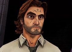 The Wolf Among Us - Bigby Wolf too bad he's a video game character