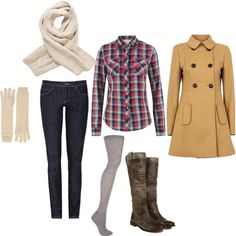 when winter comes, created by brandy-michelle-ott on Polyvore
