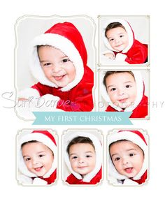 Joseph First Christmas | PHOTOGRAPHY BY SURI DANAE