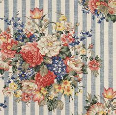 Very Classic Ralph Lauren Upholstery Fabric