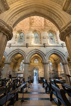 Rosslyn Chapel Arches | by Edinburgh & Beyond Photography