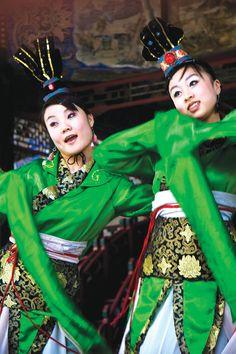 Festivities in Beijing, China. Photo by Dylan Ju Wei Toh