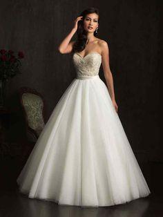 Allure Bridals | Style 9055 Wedding Dress