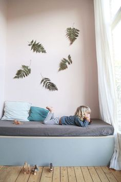 Kids day bed.