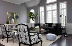 Gray Painted Living Rooms Living Room Furniture, Grey Walls Living Room, Living  Room Color