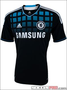The adidas Chelsea Away Jersey for the 2011-12 season is futuristic and slick... definitely one to pick up...$67.49