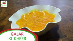 Carrot Kheer A quick Indian Dessert Watch the full recipe on the YouTube channel Recipes Only https://www.youtube.com/channel/UCYCFU5vZSP3OOon9gGxI2jg