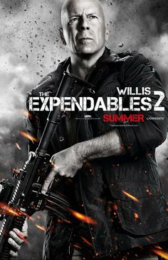 Expendables2  Bruce Willis