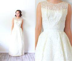 vestido de noiva estilo retrô - Pesquisa Google