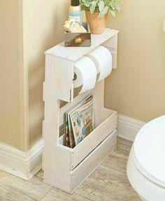 Wonderful Snap Shots Bathroom Storage furniture Style Immediately after smart bathroom storage tips? Bathroom storage is definitely important for maintain Diy Bathroom Decor, Diy Home Decor, Bath Decor, Bathroom Designs, Pallet Bathroom, Rental Bathroom, Bathroom Canvas, Wooden Bathroom, Bathroom Mirrors