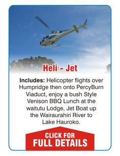 Half Day Experience Seaside Village, New Zealand, Burns, Jet, River, Rivers