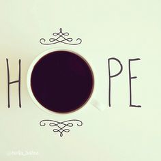 Hope in a cup. #cupamonth www.cupamonth.com