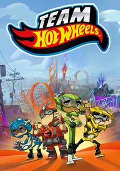 Team Hot Wheels