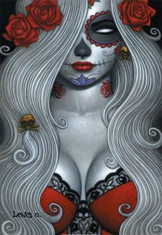 Lady Death....next tattoo idea