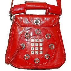 1970's Telephone Bag