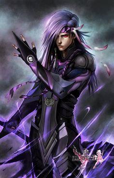 FFXIII2: Caius Ballad by Ninjatic.deviantart.com