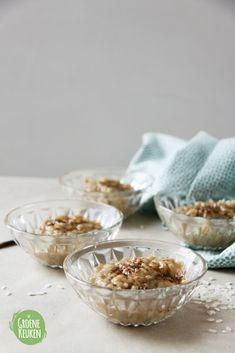 Rijstpap | De Groene Keuken