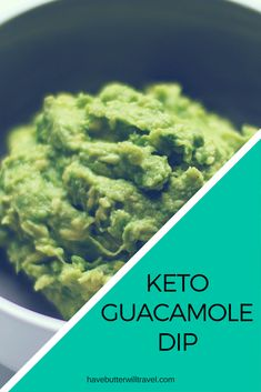 Need suggestions for those New Years Eve parties? This keto Guacamole recipe is a quick and easy option that is always a crowd pleaser. paleo dinner for a crowd Good Healthy Recipes, Low Carb Recipes, Diet Recipes, Keto Guacamole Recipe, Guacamole Dip, Avocado Recipes, Diet Snacks, Healthy Snacks, Ketogenic Recipes