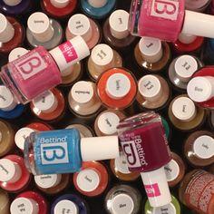 ¡Buen día!¿Ya sabes el color de #Bettina #NailEnamel que darás a tus uñas? #NailPolish